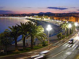 Séjour linguistique à Nice dans actualité nice